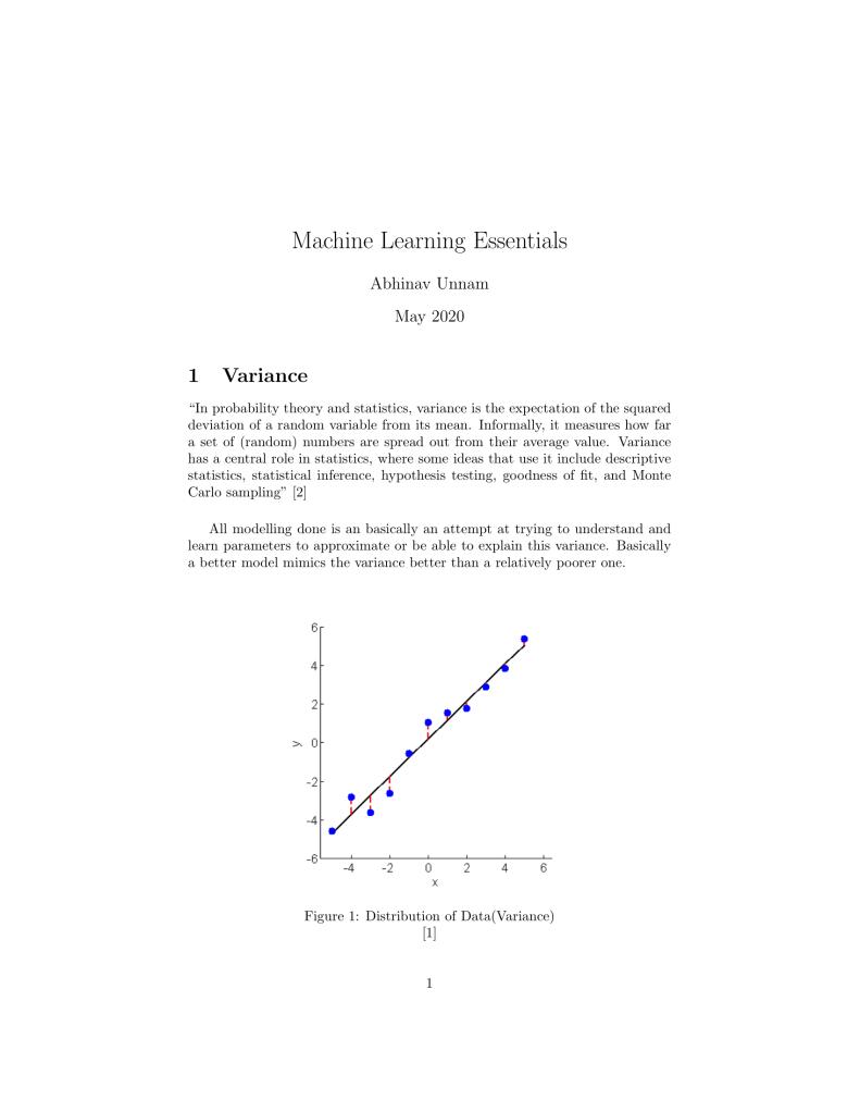 Machine learning crash course(basics)
